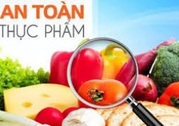 Chú trọng hệ thống kiểm nghiệm thực phẩm của Việt Nam