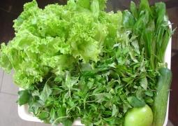 Ăn rau sống như thế nào để đảm bảo an toàn thực phẩm