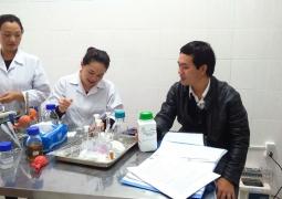 Thực nghiệm mỹ phẩm dược phẩm